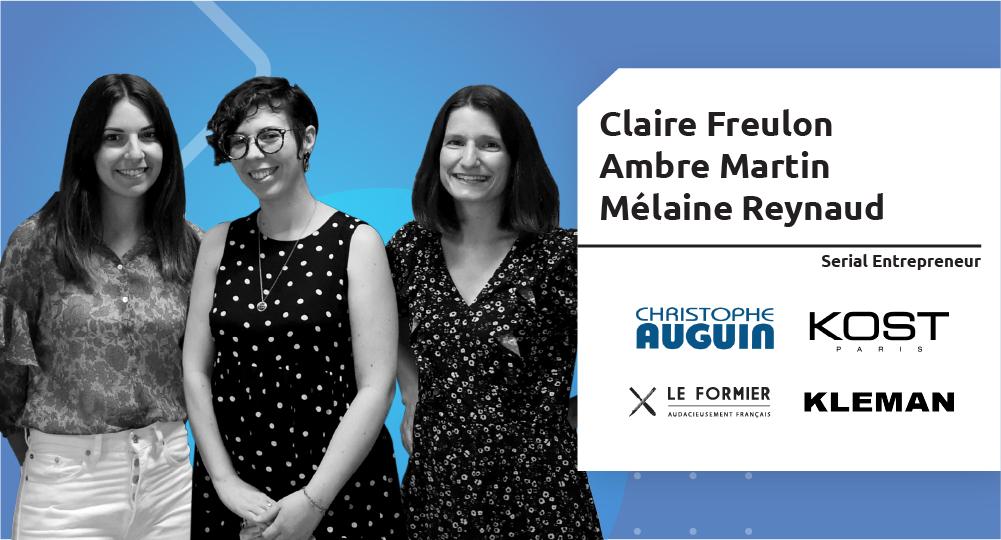 Serial Entrepreneur – Claire Freulon