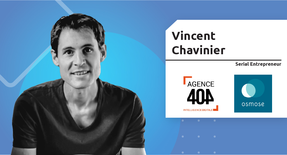 Serial Entrepreneur – Vincent Chavinier